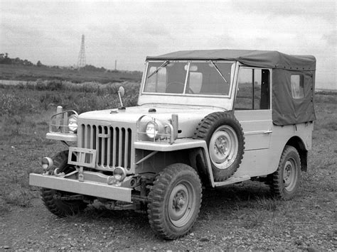 1951 Toyota Land Cruiser Toyota Bj 1951 Toyota Bj 1951 Photo 02 Car In Pictures