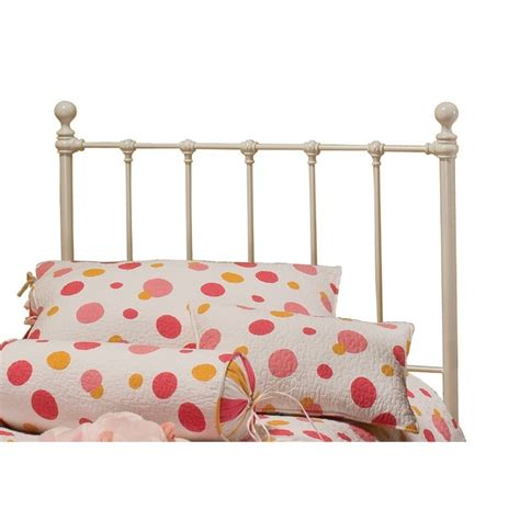twin spindle headboard hawthorne collections twin metal spindle headboard in