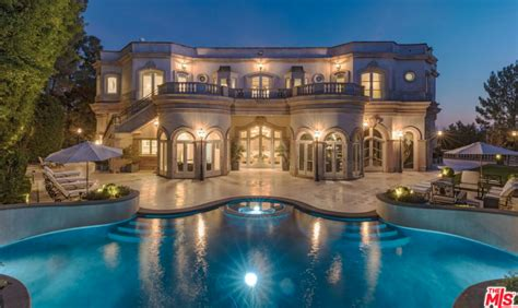 35 million european inspired mansion in beverly