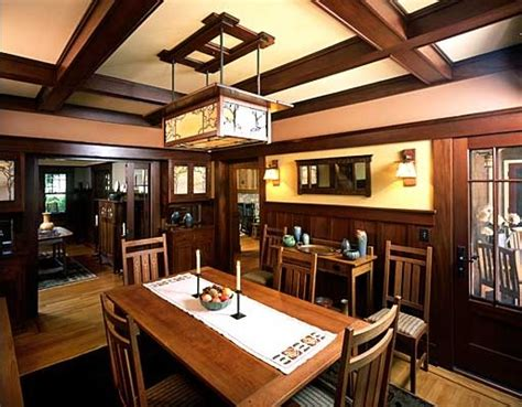 Craftsman Lighting Dining Room 20 Craftsman Style Lighting Design Inspirations Home Interiors
