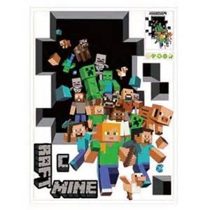 Minecraft Stickers For Walls Minecraft Wall Sticker Minecraft