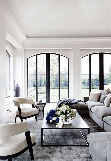 decor trends elegant living room contemporary home