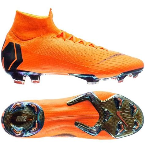 nike mercurial superfly fg 652 nike mercurial superfly 6 elite fg fast af orange