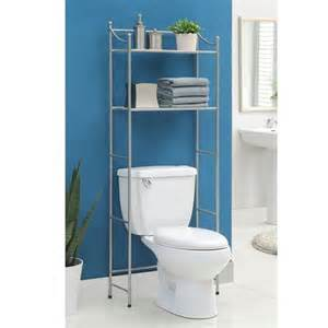 bathroom etagere toilet neu home the toilet etagere satin silver shopko
