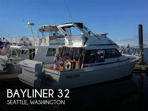bayliner boats for sale seattle bayliner boats for sale in olympia washington used
