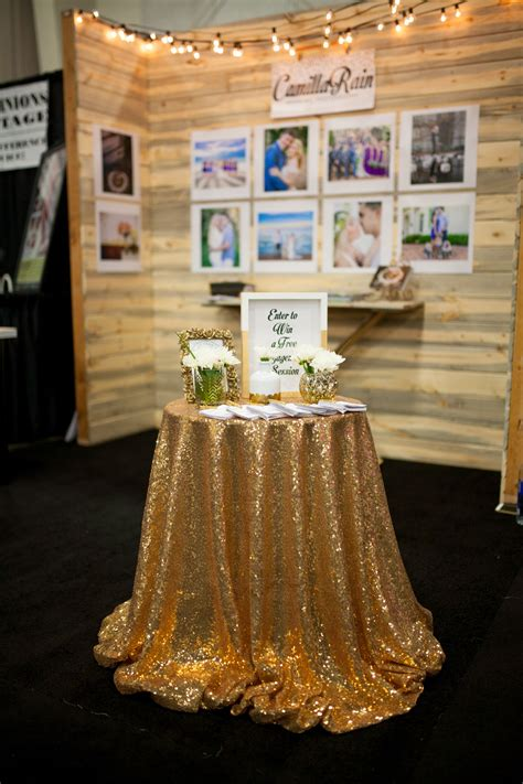Bridal Shows by Wedding Photographer Booth Ideas For Bridal Show Salt