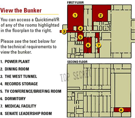 bunker floor plans monthly topics final round up on doomsday 2012 part iii