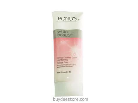 Lightening Foam pond s white pinkish white glow lightening foam pro vitamin b3 100ml buydee store