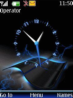clock themes nokia300 onsmartphone 12 best mobiles themes images on pinterest mobiles asha