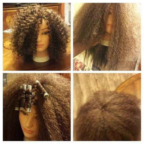 what gives shine to kanekalon hair crochet wig with kanekalon hair super cute crochet