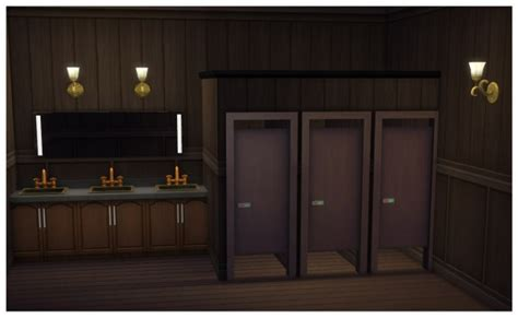 bathroom stall game mod the sims simple toilet stall door by menaceman44