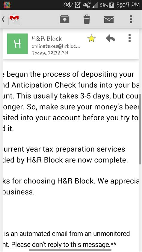 H And R Block Gift Card Balance - top 493 complaints and reviews about h r block refund anticipation loans
