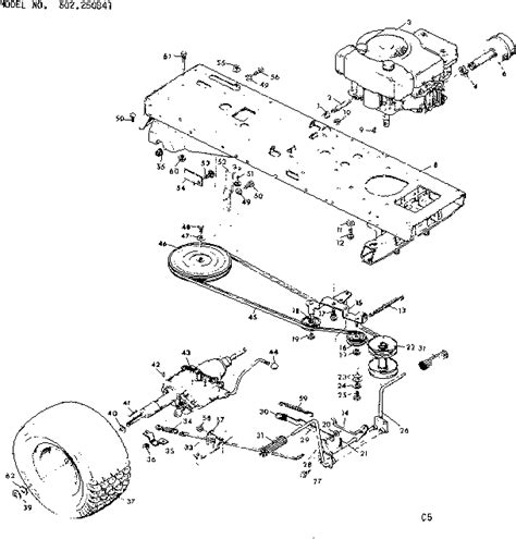 sears lawn tractor parts diagram 301 moved permanently