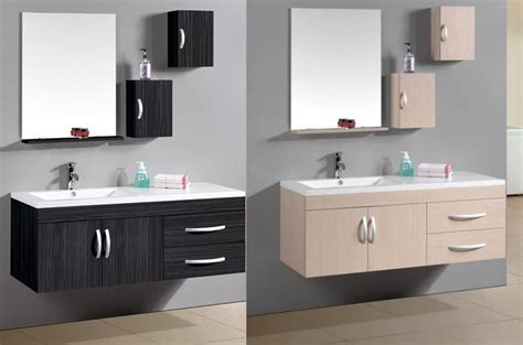 mobile lavello bagno arredo bagno mobile moderno da 130cm con lavabo decentrato