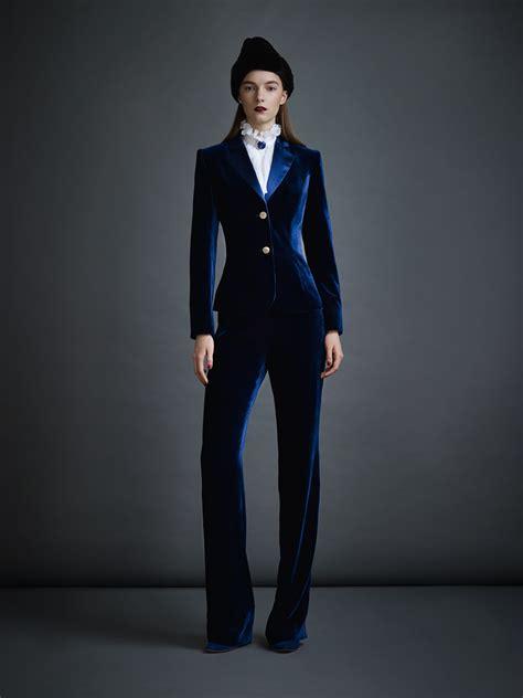 pictures of womenspant styles a la russe pre fall 2014 anastasia romantsova bleu