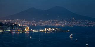 bay of naples royalty free stock images image