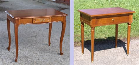 petit mat駻iel de bureau bureau de dame meubles hugon meubles normands bernay
