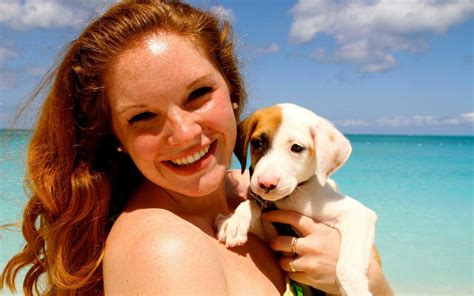 puppies island this tropical island is filled with puppies you can adopt travel leisure