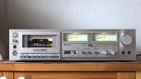 denon cassette deck but cool audio denon cassette deck dr f2