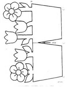 Flower Pot Card Template Pinterest The World S Catalog Of Ideas