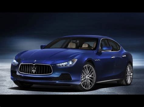 How To Interior Design by 2017 Maserati Ghibli Youtube
