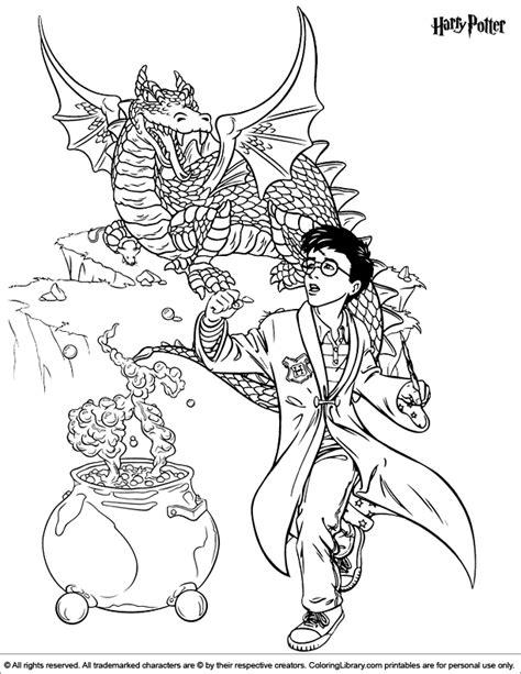 Harry Potter coloring page | Bricolage/ Couture ️ ️ en