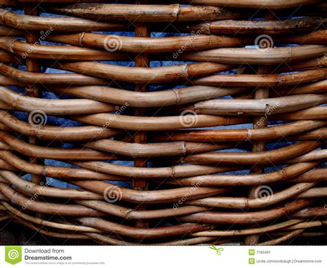 Chliya Travel Towel Weathered Blue weathered wicker basket stock image image 7160491