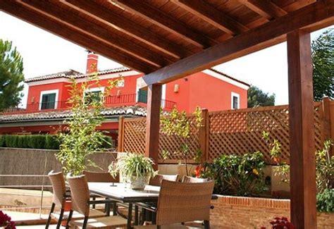 cobertizo enramada consejos para decorar terrazas y jardines