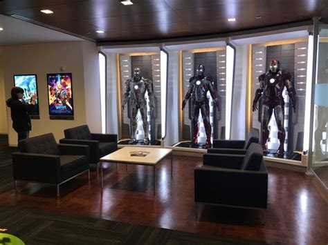 Avengers Wall Mural a tour of the marvel studios offices