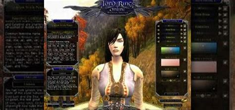 Design House Online Free No Download How To Create A Character In The Free Mmorpg Lord Of The