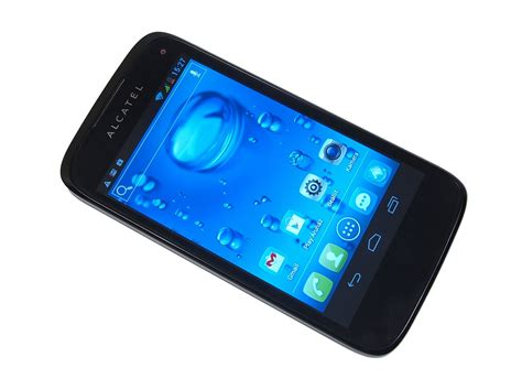 themes for android alcatel one touch alcatel one touch 997d android в россии новости советы