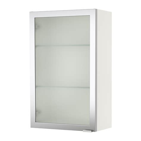 Bathroom Wall Cabinets At Ikea Lill 197 Ngen Wall Cabinet White Aluminum Ikea