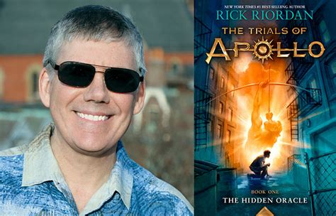 amazon com rick riordan books biography blog a guest post from rick riordan on writing as apollo in the