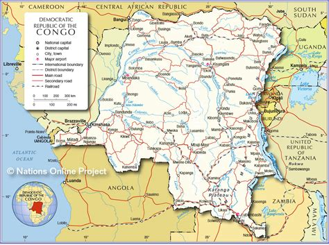 dr congo 5 questions to understand africas world war map of congo congo maps mapsof net