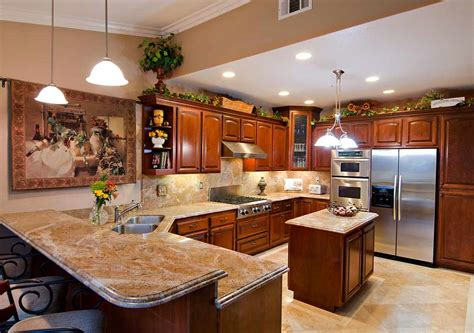 granite kitchen countertops the increased popularity