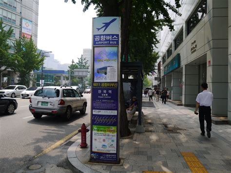 by bus from incheon airport south korea korea4expats from incheon airport to seoul city center by limousine bus