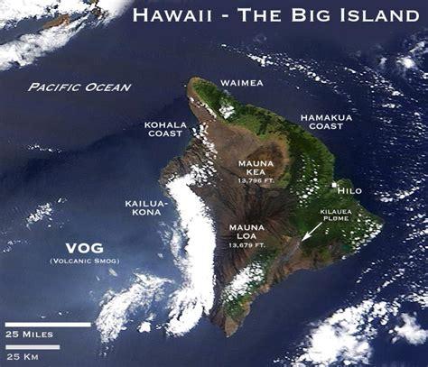 hawaii wind pattern the big island earth image of the week