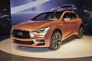 Q30 Infiniti Infiniti Q30 Concept The Shape Of Things To Come