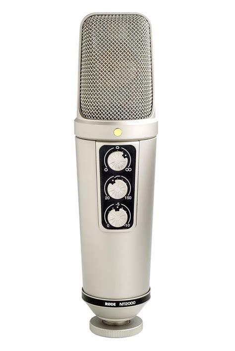rode microphone r 216 de mikrofone nt2000