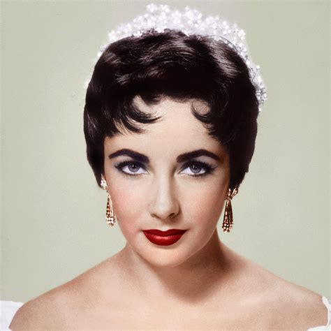 elizabeth taylor short hair styles elizabeth taylor s many hit movies ecelebrityfacts com