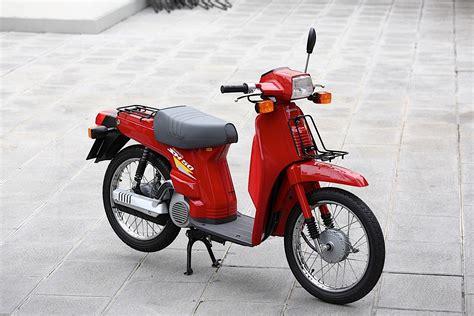 honda reaches  million scooters   italy autoevolution