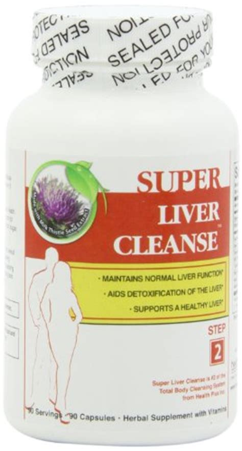Clark Detox 360 Pdf by Health Plus Liver Cleanse Capsules 90 Count Dr Hulda
