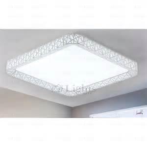 Tiffany Wall Sconces Lighting Square Shape Modern Flush Mount Led Ceiling Lights