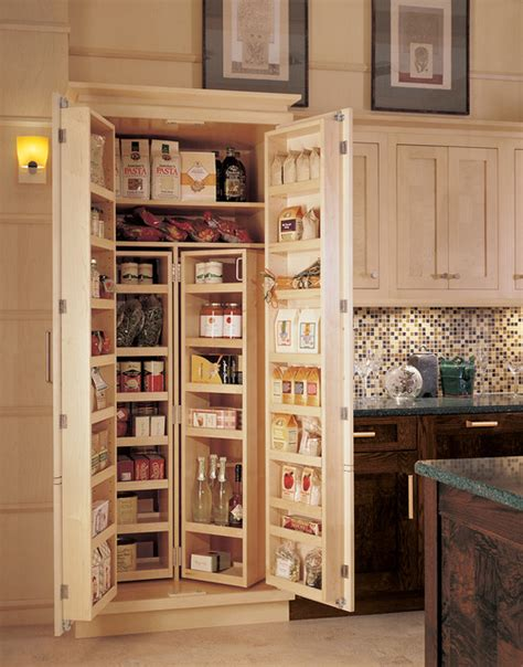custom kitchen pantry cabinet chef s pantry traditional kitchen other metro by wood mode custom cabinetry
