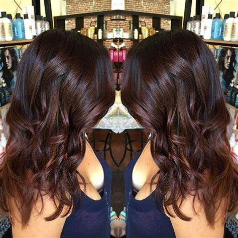 7 Ways To Softer Richer Hair by 50 Chocolate Brown Hair Color Ideas For Brunettes Auburn