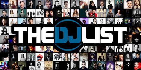 house music djs list edm music dj directory the dj list