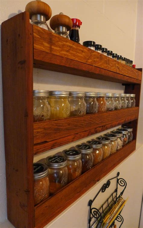 kitchen spice rack ideas best 25 cabinet spice rack ideas on kitchen