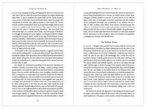 Layout Of An Essay by Annop S Page Layout Essay