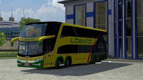 euro truck simulator 2 bus mod download free full version bus g7 1800 dd 8x2 1 12 1 euro truck simulator 2 mods
