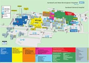 Qmc Floor Plan sandwell general hospital sandwell and west birmingham